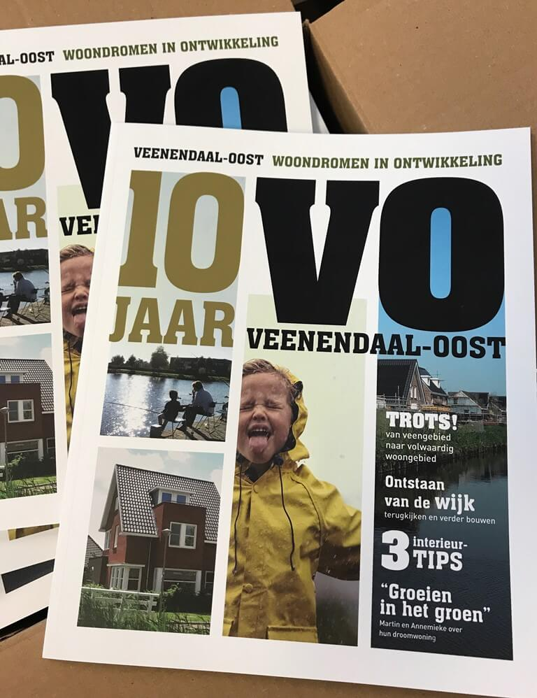 magazines Veenendaal-oost